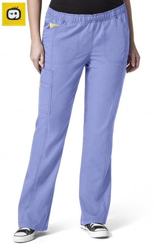 5105 Wonderwink Plus Boot Cut Cargo Scrub Pants Cheap