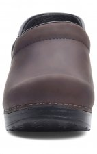 The Professional by Dansko (Women's) - Antique Brown Oiled Leather