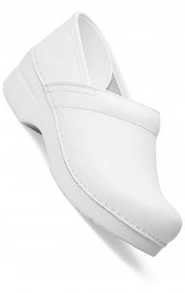 The Professional by Dansko (Women's) - White Box Leather