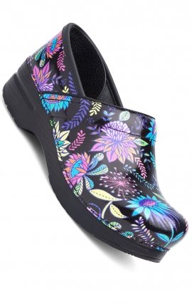 Wildflower Patent Leather - The Professional by Dansko (Women's)