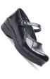 Black Cabrio Leather - Dansko Marcelle Clogs