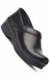 Wide PRO by Dansko (Men's) - Black Cabrio Leather