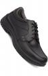 Men's Wyatt Lace-Up in Black Full Grain Leather