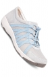 Grey Suede Leather Women's Honor Sneakers by Dansko