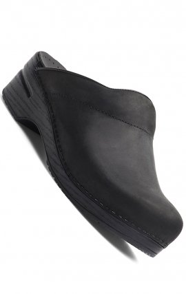 Dansko Clogs Men's - Karl Black Oiled Leather