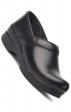 The Professional by Dansko (Women's) - Black Cabrio Leather