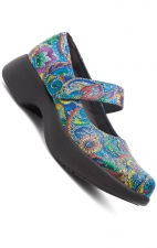 Dansko Willa Clogs in Mosaic Leather