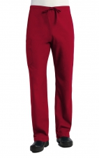 9706 Red Panda Unisex Basic Scrub Pant