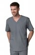 5206 - Red Panda - Men's 3-Pocket V-Neck Top