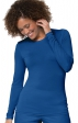 6709 - COOLMAX Knit Women's Long Sleeve Under Scrub Tee