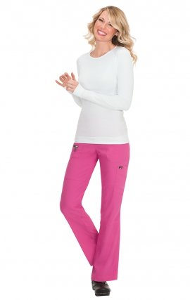 315 Koi Lite™ Scrubs Divine Long Sleeve Seamless Tee