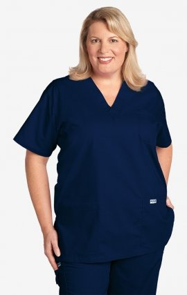 310-307-5XL MOBB Scrub Set Top & Pant - Navy
