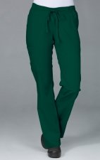 9802 Blossom - Straight Leg Cargo Pant - Hunter