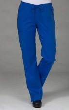 9802 Blossom - Straight Leg Cargo Pant - Royal