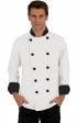 CC250 Classic Chef Coat - Men's View