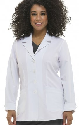 5064 Healing Hands Purple Label Felicity Lab Coat
