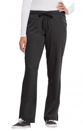 9560 Rebecca HH Works by Healing Hands 6 Pocket Drawstring Waist Straight Leg Cargo Scrub Pants