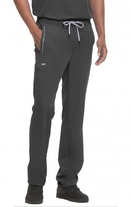 9171 Healing Hands HH360 Noah Drawstring Men's Cargo Scrub Pants
