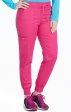 "7710 Med Couture Performance Touch JOGGER YOGA PANT - Regular: (29 1/2"")"