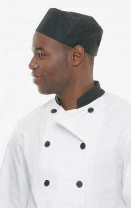 CF450 Chef Hat - Black