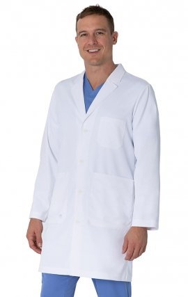 5151 | Luke Lab Coat | Minimalist Collection™ | Healing Hands®