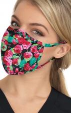 BA157 koi Scrub Face Mask - Bloomerang Floral