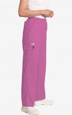 307P MOBB Unisex Perfect 5 Pocket Scrub Pant - Pink Sorbet