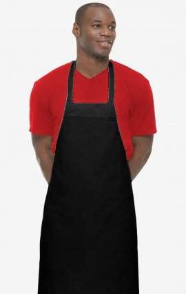 AP380 MOBB Full Length Apron - Black