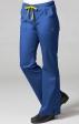9102 Maevn Blossom - Multi Pocket Fashion Flare Pant - Sketch