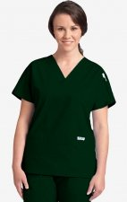 MOBB Classic 3 Pocket Scrub Top - Spruce (SP)