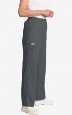 MOBB Unisex Perfect 5 Pocket Scrub Pant - Charcoal (CC)