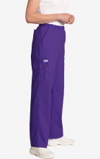 MOBB Unisex Perfect 5 Pocket Scrub Pant - Eggplant (EG)