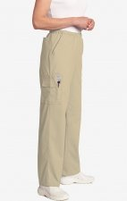 MOBB Unisex Perfect 5 Pocket Scrub Pant - Khaki (KH)