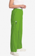 MOBB Unisex Perfect 5 Pocket Scrub Pant - Lime Green (LM)