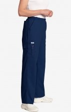 MOBB Unisex Perfect 5 Pocket Scrub Pant - Navy (NN)