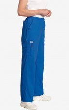 MOBB Unisex Perfect 5 Pocket Scrub Pant - Royal Blue (RO)