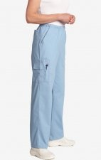 MOBB Unisex Perfect 5 Pocket Scrub Pant - Sky Blue (SB)