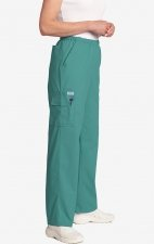 MOBB Unisex Perfect 5 Pocket Scrub Pant - Teal (TE)