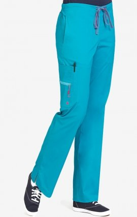 Life is Peachy® Kari Scrub Pant - Detail