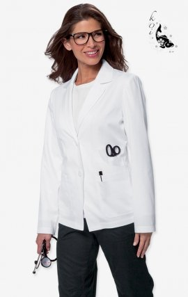 425 MACIE Lab Coat by koi