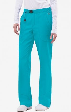 9135 Healing Hands Green Label Kenzie Pant - BLACK
