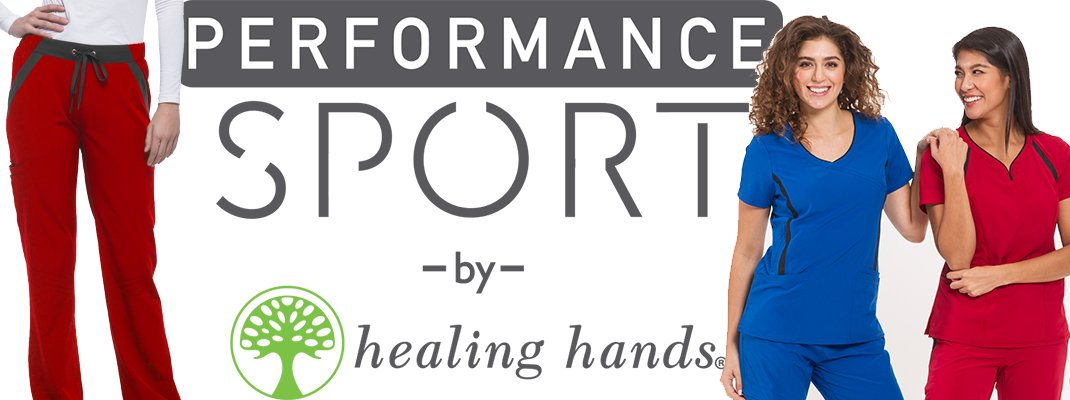 Women's Uniform Performance Sport Canada - Healing Hands