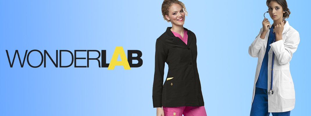 WonderLAB for Women - Lab Coats Canada