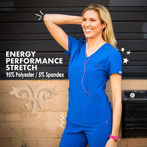 Med Couture Energy Stretch Medical Uniforms