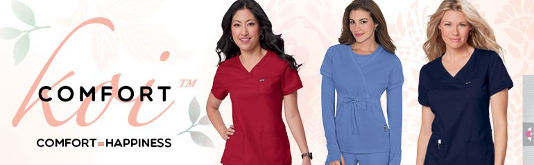 koi Comfort Scrubs & Uniforms Canada